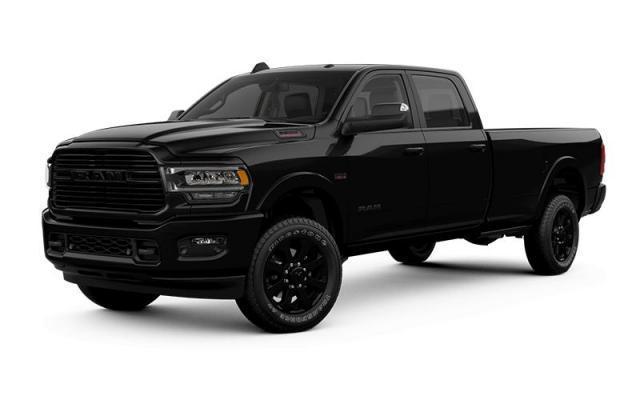 2019 Ram 3500 Laramie Black Edition Truck Crew Cab