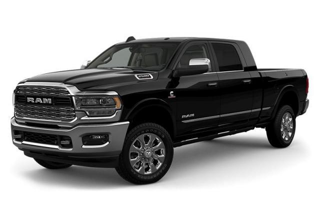 New 2019 Ram New 2500 Limited Truck Mega Cab in Windsor, Ontario