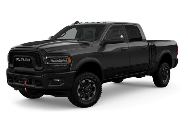 2019 Ram New 2500 Power Wagon Truck Crew Cab