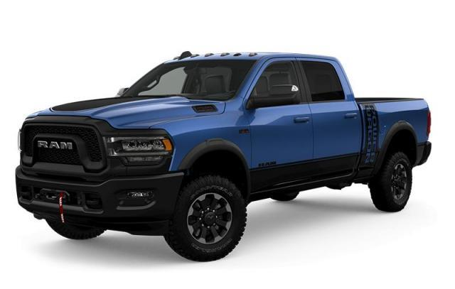 2019 Ram 2500 Power Wagon Camion cabine Crew