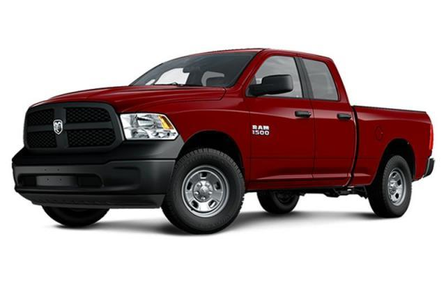 New 2019 Ram 1500 Classic ST Truck Quad Cab for sale in Victoria BC at Wille Dodge Chrysler Ltd.
