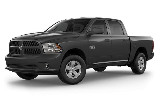 New 2019 Ram 1500 Classic ST Truck Crew Cab for sale in Victoria BC at Wille Dodge Chrysler Ltd.