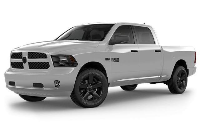 For Sale in Victoria: New 2019 Ram 1500 Classic Express Truck Crew Cab at Wille Dodge Chrysler Ltd. on Vancouver Island near Duncan