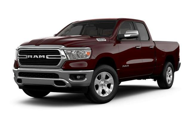 2019 Ram All-New 1500 Big Horn Truck Quad Cab