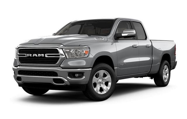 2019 Ram All-New 1500 Big Horn 4x4, Remote Start, Backup Cam Truck Quad Cab