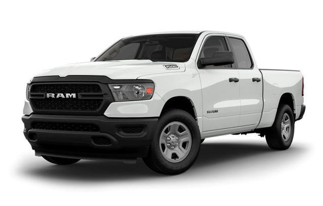 New 2019 Ram All-New 1500 Tradesman Truck Quad Cab for sale in Victoria BC at Wille Dodge Chrysler Ltd.