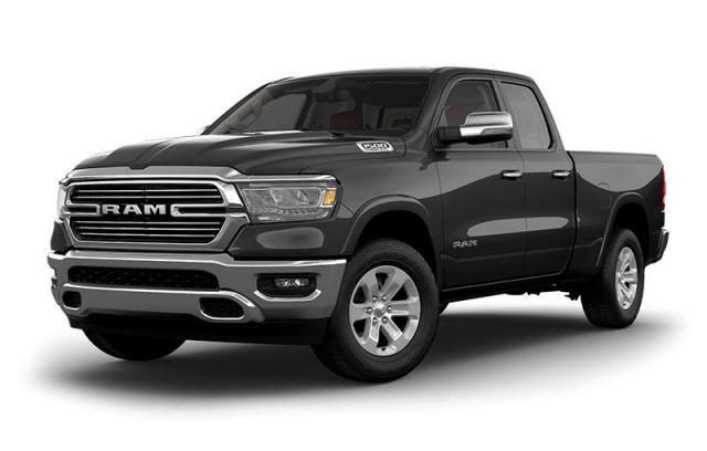 2019 Ram All-New 1500 Laramie Truck Quad Cab