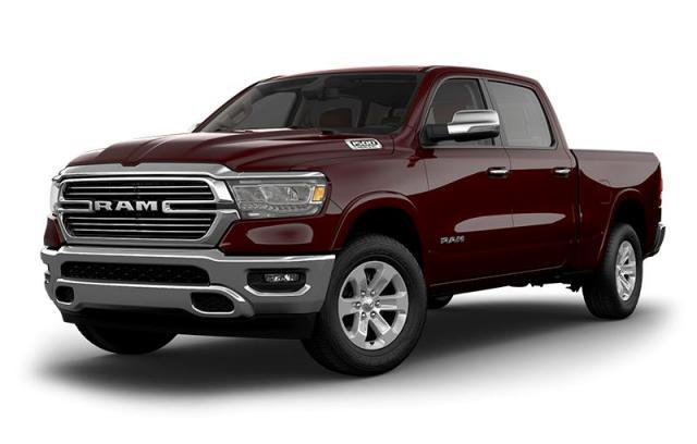 2019 Ram All-New 1500 Laramie Camion cabine Crew