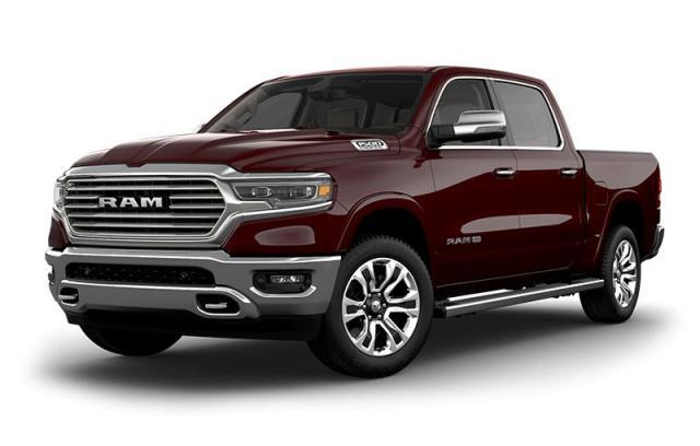 New 2019 Ram All-New 1500 Laramie Longhorn Truck Crew Cab For Sale Estevan, SK