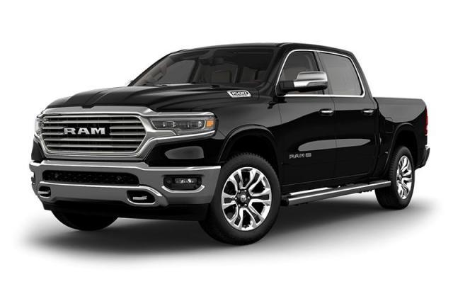 2019 Ram All-New 1500 Laramie Longhorn|NAV|12 INCH TOUCHSCREEN|PANORAMIC SUNROOF| Truck Crew Cab
