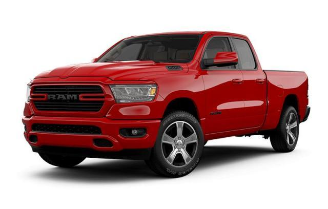 2019 Ram All-New 1500 Sport Camion Quad Cab