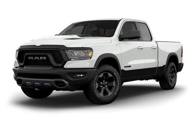 2019 Ram All-New 1500 Rebel Truck Quad Cab