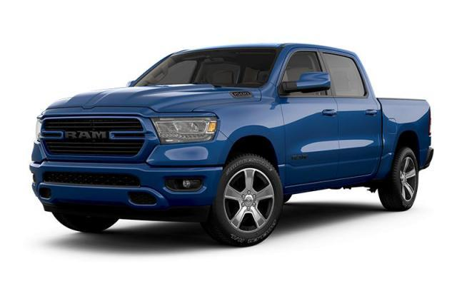 New 2019 Ram All-New 1500 Sport Truck Crew Cab For Sale Estevan, SK
