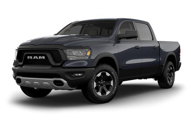 2019 Ram All-New 1500 Rebel Camion cabine Crew