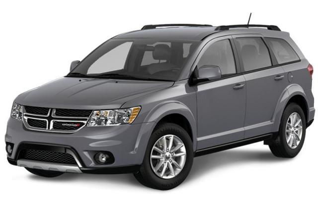 2019 Dodge Journey SXT SXT FWD