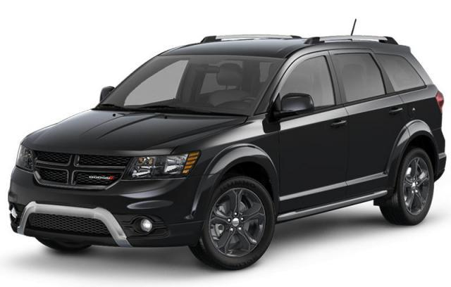 2019 Dodge Journey Crossroad Crossroad FWD