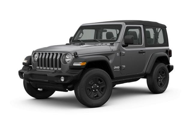 New 2019 Jeep Wrangler Sport SUV for sale in Victoria BC at Wille Dodge Chrysler Ltd.