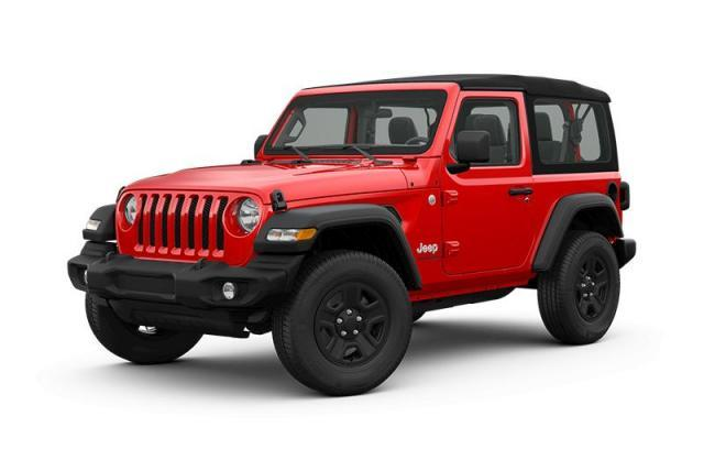 2019 Jeep All-New Wrangler VUS