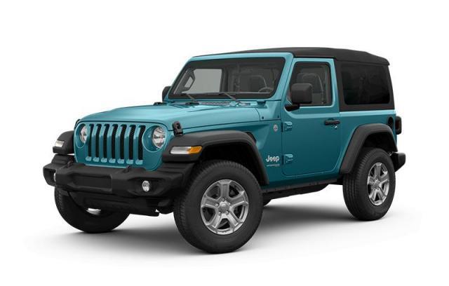 2019 Jeep All-New Wrangler Sport S SUV