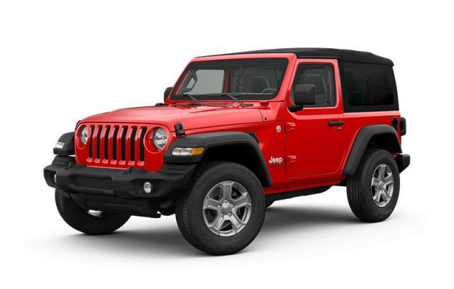 2019 Jeep All-New Wrangler Sport S SUV