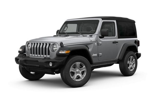 2019 Jeep All-New Wrangler Sport 4x4 SUV