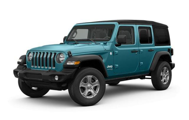 2019 Jeep Wrangler Unlimited Sport S SUV