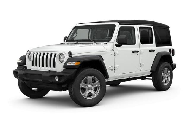 2019 Jeep Wrangler Unlimited Sport S VUS