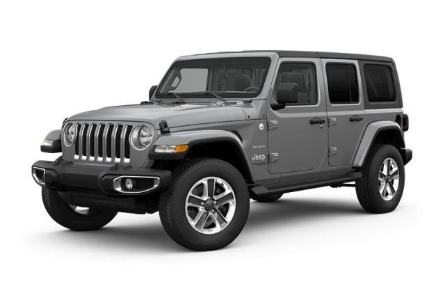 2019 Jeep Wrangler Jl Unlimited Sahara SUV