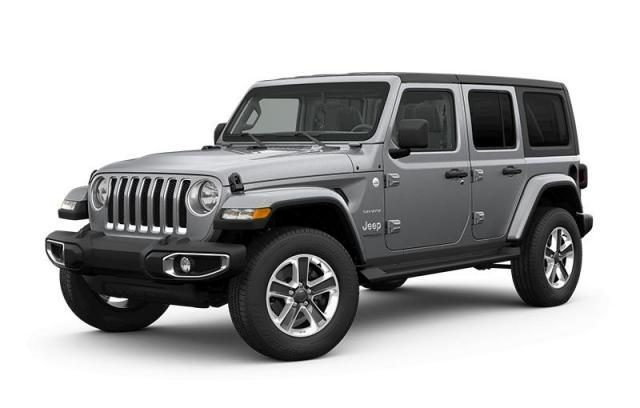 2019 Jeep Wrangler Unlimited VUS
