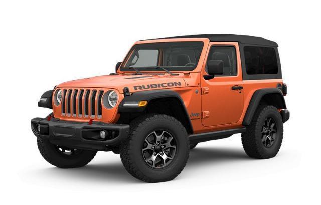 2019 Jeep Wrangler Rubicon VUS