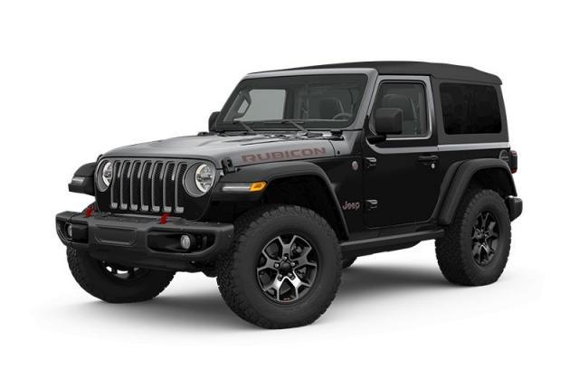 2019 Jeep All-New Wrangler Rubicon 4x4 SUV