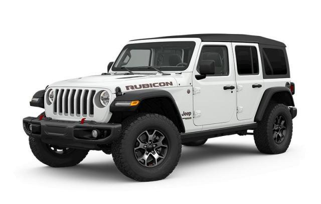 2019 Jeep Wrangler Unlimited Rubicon VUS