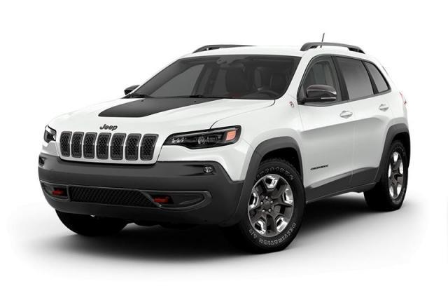 2019 Jeep New Cherokee North VUS