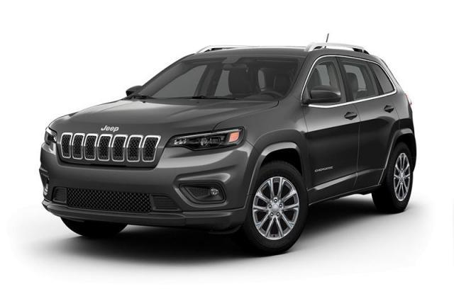 2019 Jeep Cherokee North VUS