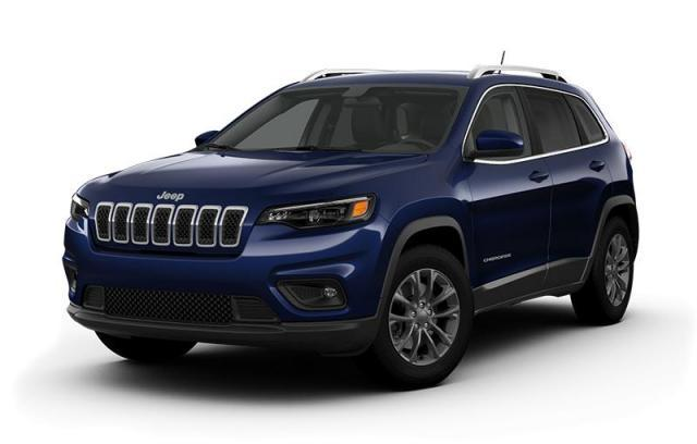 2019 Jeep Cherokee North SPORT UTILITY