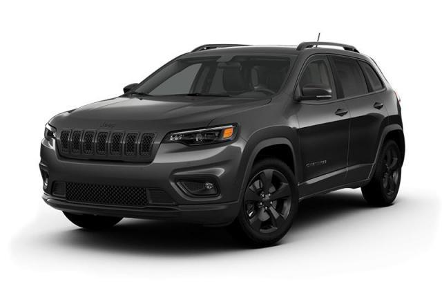 2019 Jeep New Cherokee NORTH ALTITUDE 4X4 | COLD WEATHER GROUP  SUV