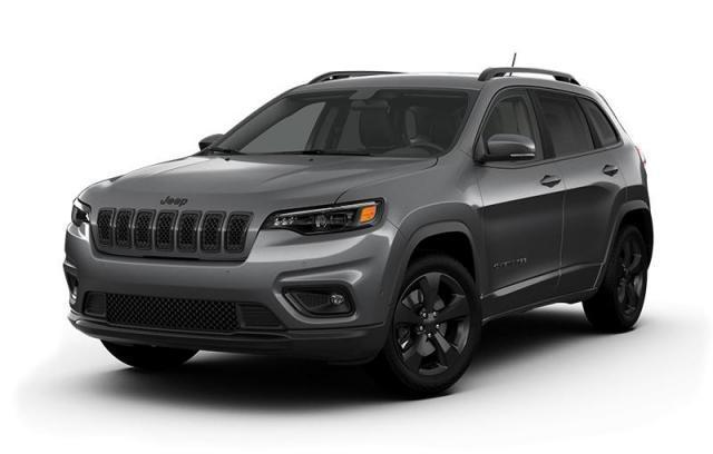 2019 Jeep New Cherokee Altitude 4x4