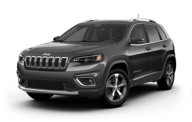 2019 Jeep New Cherokee Limited|BLINDSPOT MONITORING|NAV|PANORAMIC SUNROOF|8.4 INCH TOUCHSCREEN|APPLE CARPLAY|ANDROID AUTO SUV