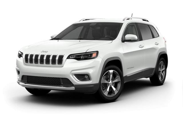 2019 Jeep Cherokee Limited SUV