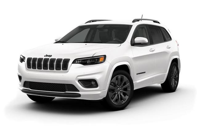 2019 Jeep New Cherokee High Altitude