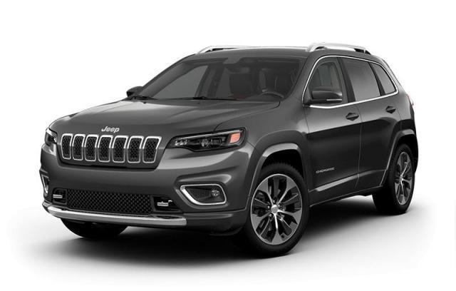 2019 Jeep New Cherokee OVERLAND 4X4|Sunroof|HeatLeatherSeat/Wheel|BackUpC SUV