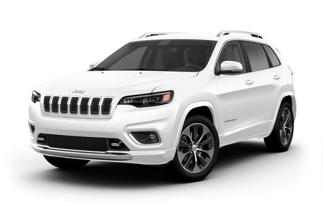 2019 Jeep Cherokee Overland SPORT UTILITY