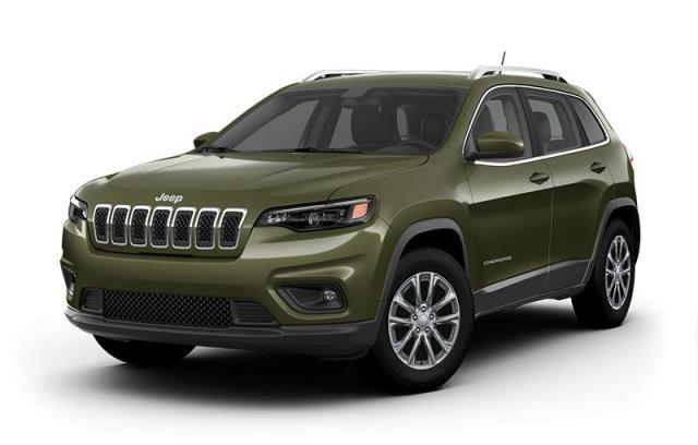 2019 Jeep New Cherokee North Front-wheel Drive