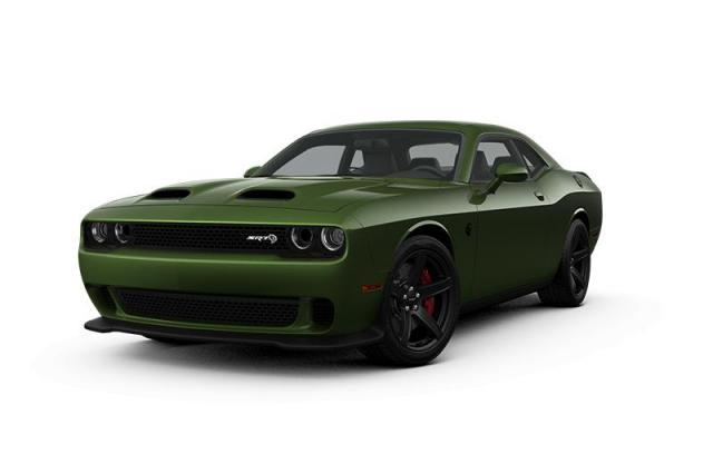 2019 Dodge Challenger SRT Hellcat Redeye Widebody Coupe