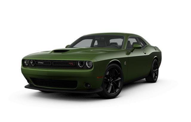 2019 Dodge Challenger Scat Pack 392 Coupe SRT HEMI V8 w/FuelSaver MDS [X9, UCQ, M91, ADG, 24G, DFK, AJV, GWA, APA, AMA, ESG, AAY, PFQ, AZS, EC]