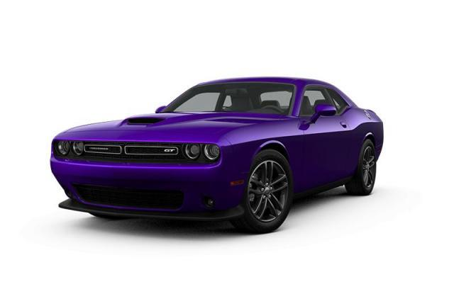 2019 Dodge Challenger GT Coupé