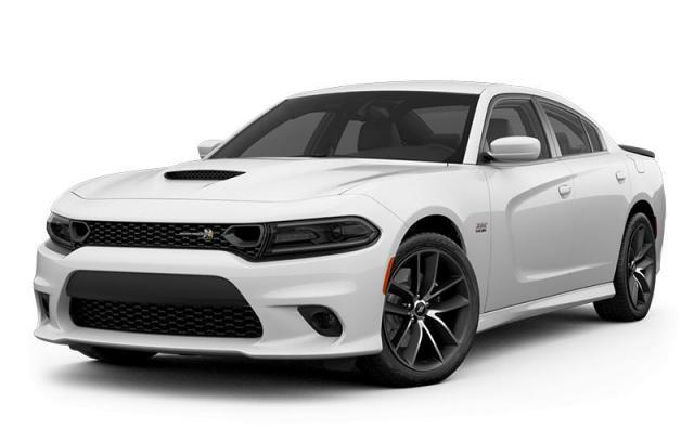 2019 Dodge Charger Scat Pack Sedan