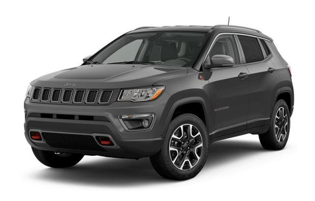 New 2019 Jeep Compass Trailhawk SUV in Windsor, Ontario