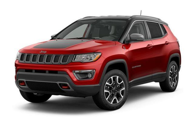 New 2019 Jeep Compass Trailhawk SUV For Sale Estevan, SK