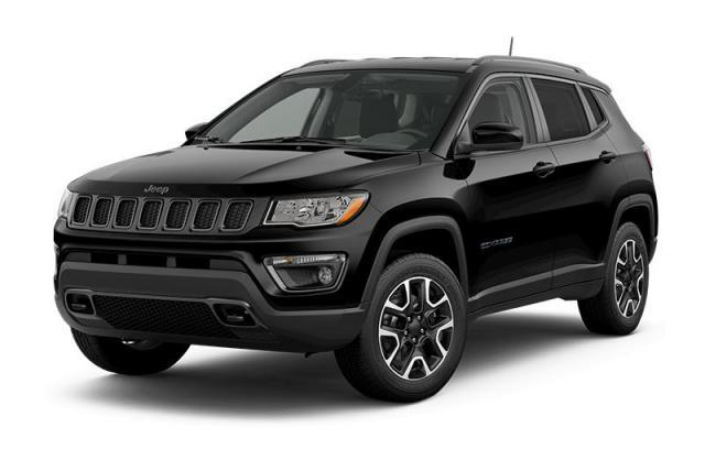 2019 Jeep Compass Upland Edition 4x4 – Cold Weather Group